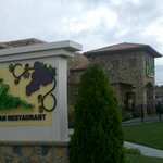 the Olive Garden at the Legends, KCK