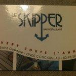 Photo de Le skipper