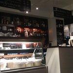 Inside the Last Brasserie