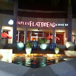 Naples Flatbread And Wine Bar