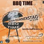 BBQ Time - jeden Donnerstag (Mai - Sep)