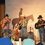 Musicians at Cody Cattle Company