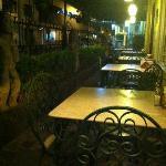 Cafe Anón at Hotel Don Carlos