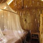 bamboo cottage bed