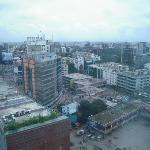 view from room 1010