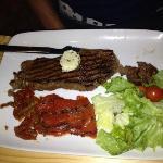 faux filet is Sirloin Steak - v tasty!