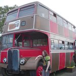 The Double Decker Bus at the SE 28th & Ankeny location