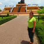 At Wat Huay Mongkol