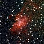 Nebulosa di formazione stellare M16 (by Fulvio Soldera)