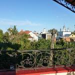 Vista dal terrazzino comune - view from the common terrace