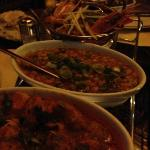 More curries...