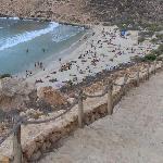 La spiaggia dei conigli