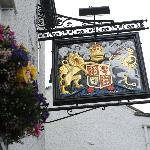 Kings Arms Signage
