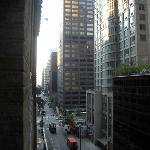 44th Street view from bedroom