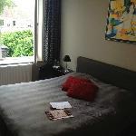 très bien dormi dans ce lit :)