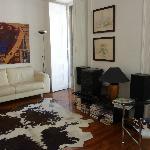Living room - Grand Suite apartment