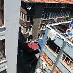 Panorama dalla camera