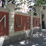 Museo Lazaro Galdiano outside