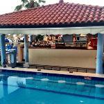 The Malia Mare Pool Bar