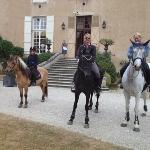 parfait pour l'accueil de nos chevaux