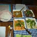 Delicious and marvelous Thai food