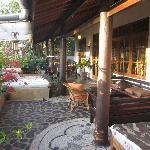 Luxe bescheiden villa met gast verblijven, schoon, perfect