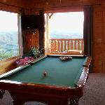 Heavenly High game room