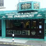 Paramount Cafe Shanklin