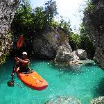 Soča rafting - kayak