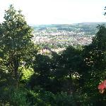 View over Minehead