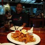 Chicken Cancun