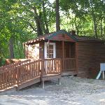 bathroom by cabins 1-10
