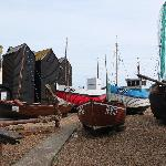 The old fishing fleet