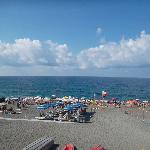 Vista mare e spiaggia