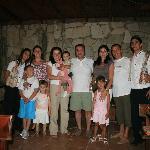 with Turkish A La Carte staff sept 2008