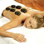 aaahhh stone massage