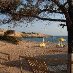 Spiaggia di monolito