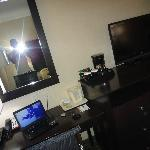 room 132 escritorio