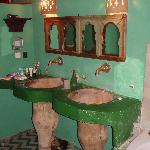 salle de bain suite zaïane