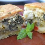 spinach pies (mother's recipe)