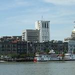View of Savannah