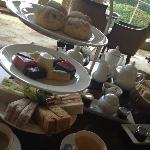 Delicious Gluten Free Afternoon Tea