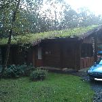 Our log cabin :)