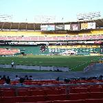 DC United Soccer game