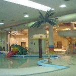 Indoor Pool & Water Park at Ramkotra