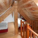 attic sleeping loft