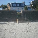 Oceanwalk from the beach