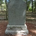 Gravestone for the Lost Colonists