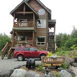 The Cabins West our home for 7 days ! Great !