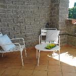 terrazza in Appartamento Gardenia - La Casa di Sofia